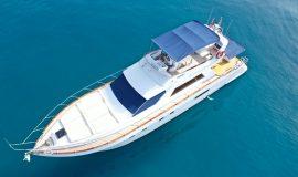 Dolphinus яхта в турции