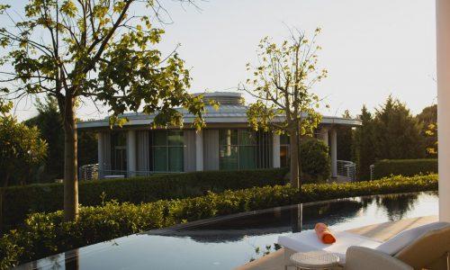 Calista Twin Villa - небольшая вилла 150 м2 где комфортно может разместиться семья из 4 человек.